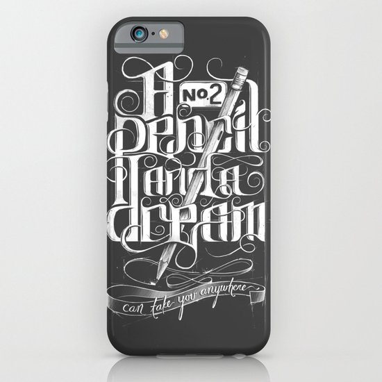 A No.2 And A Dream iPhone & iPod Case