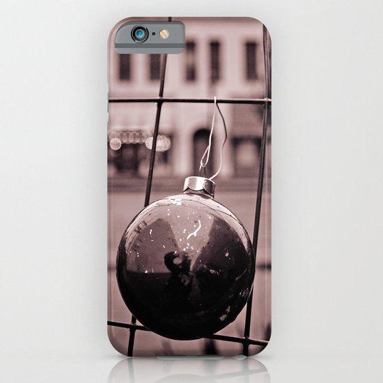 Street decoration iPhone & iPod Case