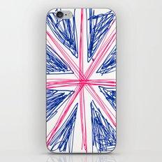 UK iPhone & iPod Skin
