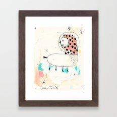 The Centaur Framed Art Print