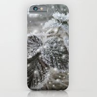 iPhone & iPod Case featuring Ice cold beauty by Pink grapes