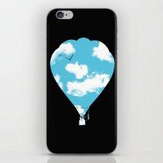 sky balloon iPhone & iPod Skin