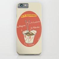 Die Nudelbox iPhone 6 Slim Case