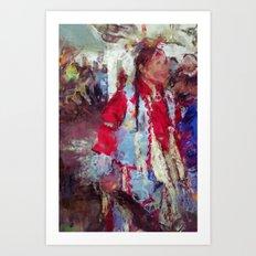 Advsgi Gigv Art Print