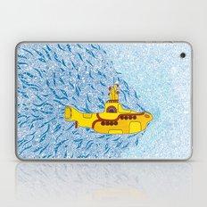 My Yellow Submarine Laptop & iPad Skin