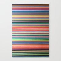 STRIPES23 Canvas Print