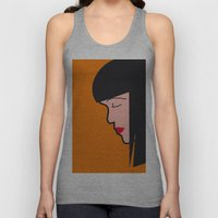 Pop Icon - Mia Unisex Tank Top