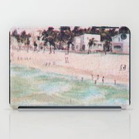 Beach View iPad Case