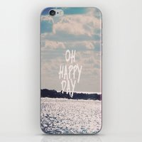 Oh Happy Day iPhone & iPod Skin