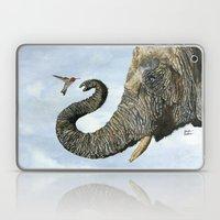 Elephant Cyril And Hummi… Laptop & iPad Skin