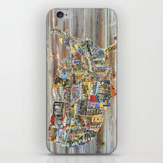 Greetings From iPhone & iPod Skin