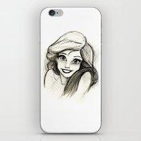 Ariel iPhone & iPod Skin