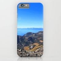 iPhone & iPod Case featuring The Top of Tahoe by Chris Root
