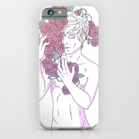 iPhone & iPod Case featuring Pretty Boy 1 by heymonster
