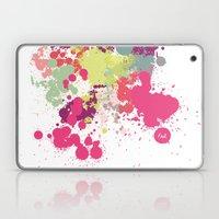 out splash Laptop & iPad Skin