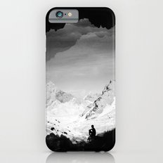 Snowy Isolation Slim Case iPhone 6s