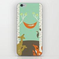 Woodland Baby iPhone & iPod Skin