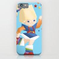 Rainbow Brite iPhone 6 Slim Case