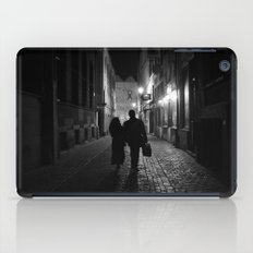 Brussels, a night walk in the heart of Europe iPad Case