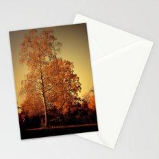 Morgenstimmung auf der Heide Stationery Cards