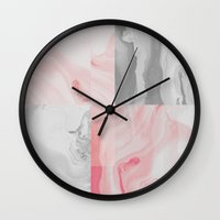 beautiful imperfection Wall Clock