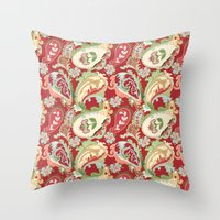 Whitney Farms Rooster Throw Pillow