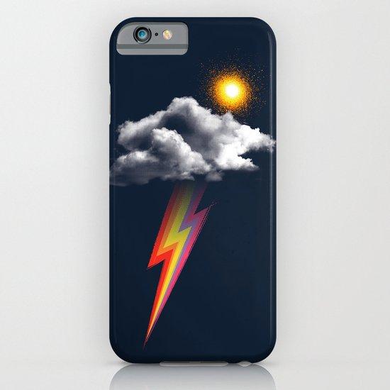 rain(thunder)bow iPhone & iPod Case