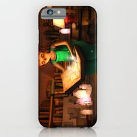 iPhone & iPod Case featuring Lily's Magic Room by Ruxi Li