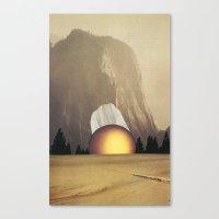 Soft Focus Canvas Print