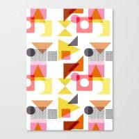 PlayBlocks Canvas Print