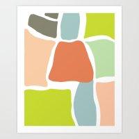 Skelo Art Print