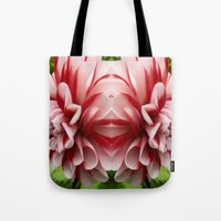 Lucky Lips Tote Bag