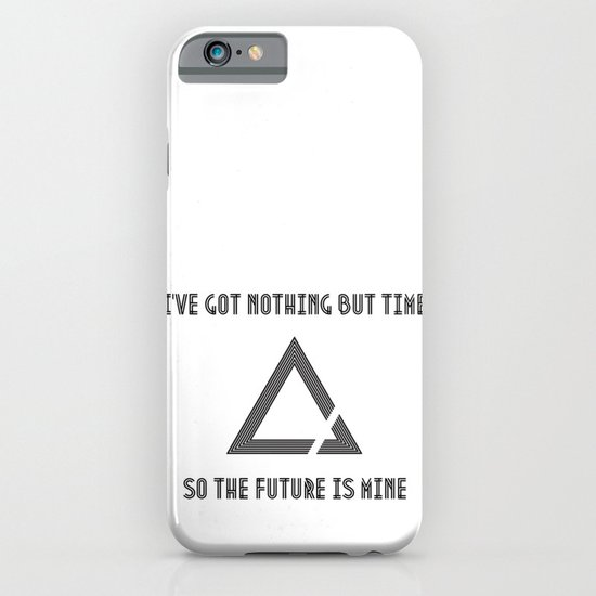 The Future is Mine iPhone & iPod Case