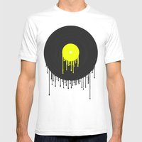 Simply Melting Away. Mens Fitted Tee White SMALL