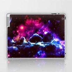 Galaxy Clouds Dark & Colorful Laptop & iPad Skin