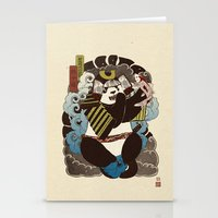 Pantoo Stationery Cards