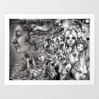 Dreamscape #2 Art Print