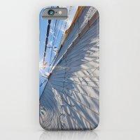 White Sails And Sunshine iPhone 6 Slim Case