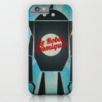 Le Robot Cosmiques iPhone 6 Slim Case