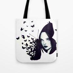 Butterflies 2.0 Tote Bag
