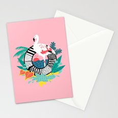 Flaming-oOO Stationery Cards
