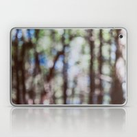 Mystify - Abstract Fores… Laptop & iPad Skin