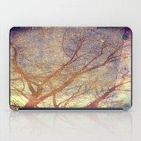 Galaxy + Nature Reflection iPad Case
