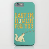 iPhone & iPod Case featuring Howlin for You by beware1984