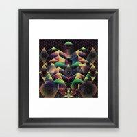 Thhyrrtyyn Framed Art Print