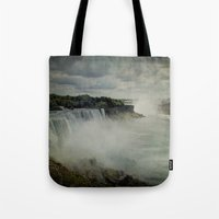 Niagara Falls New York  Tote Bag