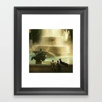 What Would You Do If You… Framed Art Print