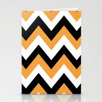 COWBOY CHEVRON Stationery Cards