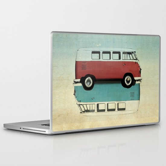 Kombi Ying and Yang Laptop & iPad Skin