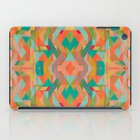 Aztek Pattern iPad Case